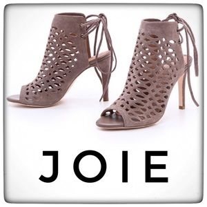 Joie Clayton Cutout Booties Size 9.5